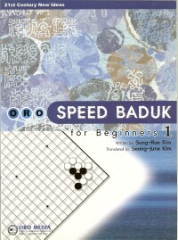 Speed Baduk for Beginners, vol. 3